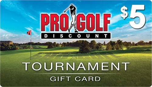 pro golf discount gift cards