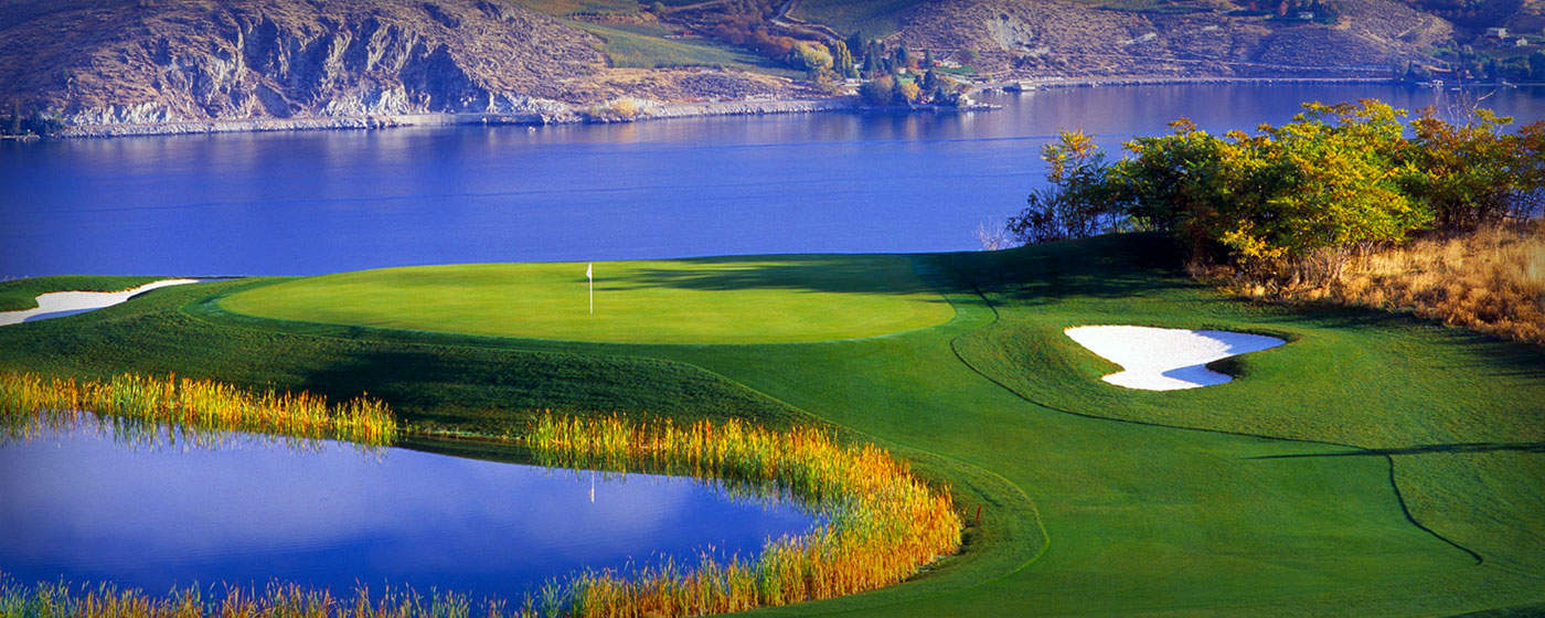 The 10 Best Public Golf Courses In Washington State 2017