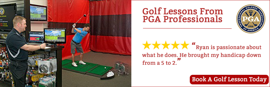golf lessons at Pro Golf Discount