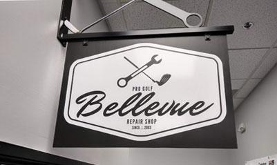 Pro Golf Discount - Bellevue Repair Shop