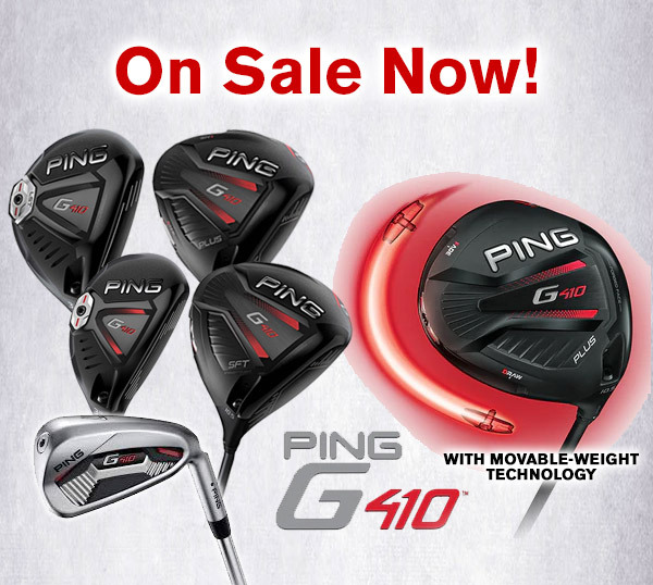 Ping G410 on Sale