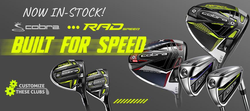 Cobra Radspeed in stock