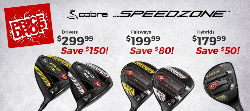 Cobra Speedzone on sale