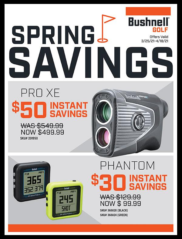 Bushnell Savings